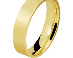 Alian�a Anat�mica Ouro 18K/0750 codLB311