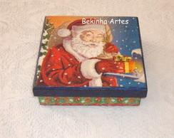 Caixa Papai Noel II - Grande