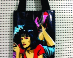 Bolsa de lona Pulp Fiction