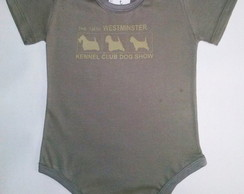2 BODYS CAMISETAS DOG