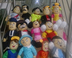 Turma do chaves Personagens
