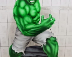 Loca��o de Pe�as - Hulk Display
