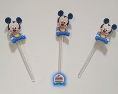 Toppers Mickey ( 15 Unidades ) Recorte