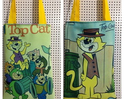 Bolsa dupla face Top Cat