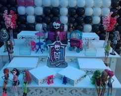 Decora��o monster high