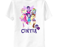 CAMISETA MY LITTLE PONEY 2 PERSONALIZADA