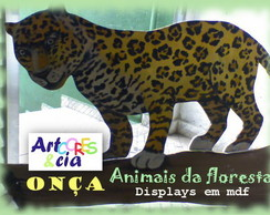 PROMO��O!!!!On�a mdf Animais da floresta