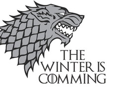 Camiseta Game of Thrones, Casa Stark