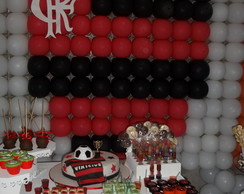 Decora��o do flamengo