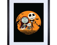 Quadro Geek - Jack Skellington