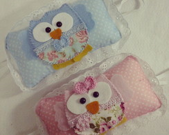 Kit Decora��o Quarto Beb� Coruja