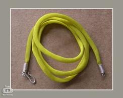 vlt70 = Cord�o Tecido Verde C�trico
