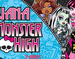 LEMBRAN�A MONSTER HIGH