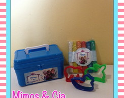 Kit massinha Frozen Mini Maletinha