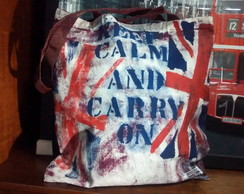 MOD.02 Bolsa Keep Calm and Carry On
