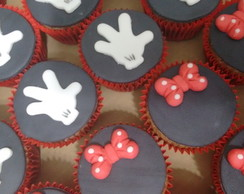 cupcakes Mickey e Minnie