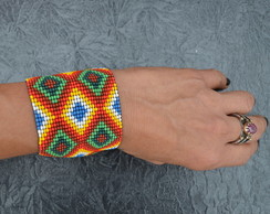Pulseira Mirra - Mi�angas Tribal