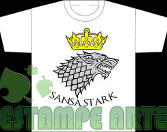 CAMISETA GAME OF THRONES SANSA STARK