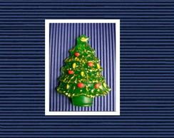 Sabonete Arvore de Natal com Enfeites