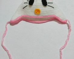 Gorro infantil -Hello Kitty