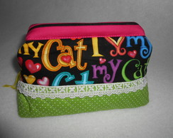 Necessaire I Love My Cat