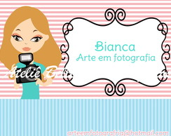 Arte Digital Cart�o de Visita