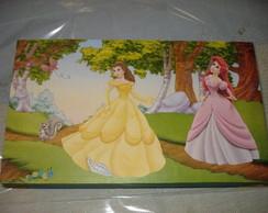 Caixa Cen�rio Princesas Bela e Aurora