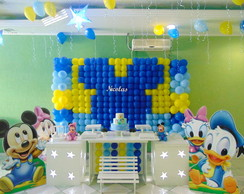 Decora��o Clean Disney Baby