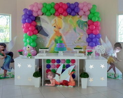 Decora��o Clean Tinberbell