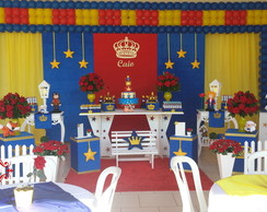 Decora��o do Pequeno Pr�ncipe
