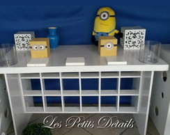 Kit decora��o Tema Minnions - LOCA��O