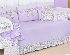 Kit Cama Baba Lil�s 8 Pe�as 100% Algod�o