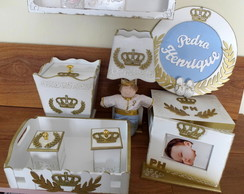 KIT BEB� PRINCIPE 8 PE�AS