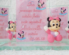 Porta retrato Minnie baby