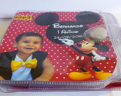 Porta CD Gel Personalizado