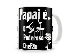 Caneca do Papai Poderoso Chef�o