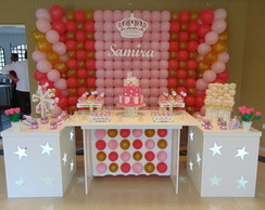 Decora��o Clean Princesa