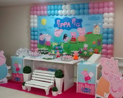 Decora��o Peppa Pig