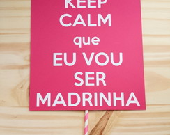 Paquinha Keep Calm