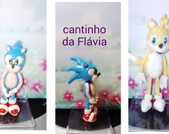 lembran�a aplique do sonic