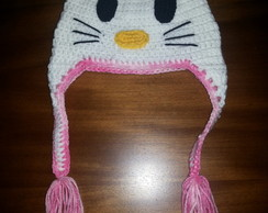 Gorro Infantil Hello Kitty