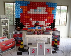 DECORA��O DE FESTA CARROS DISNEY