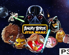 Painel Angry Birds Star Wars