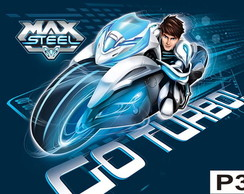 Painel Max Steel