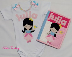 kit body PRINCESINHA BLUE