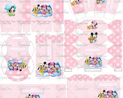 Kit Festa Digital Baby Disney