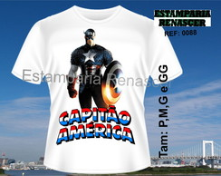 Camisetas Infantil personagens