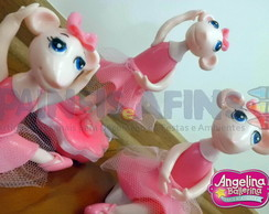 Angelina Ballerina - Personagens