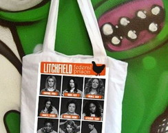 BOLSA - ORANGE IS THE NEW BLACK