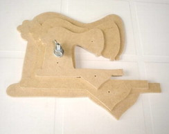 Kit Molde M�quina de Costura n� 2 - MDF